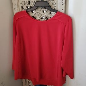 Womens plus top